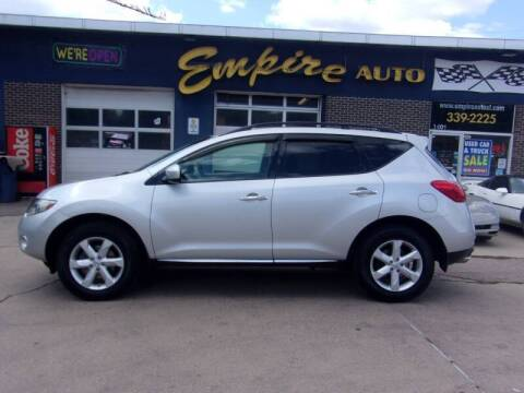2009 Nissan Murano for sale at Empire Auto Sales in Sioux Falls SD