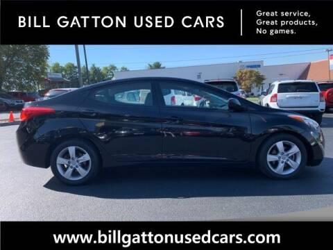 2013 Hyundai Elantra for sale at Bill Gatton Used Cars in Johnson City TN