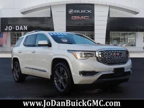 2017 GMC Acadia for sale at Jo-Dan Motors in Plains PA