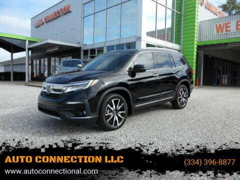 2019 Honda Pilot for sale at AUTO CONNECTION LLC in Montgomery AL