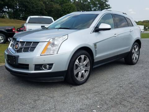 2012 Cadillac SRX for sale at JR's Auto Sales Inc. in Shelby NC