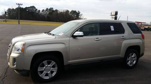 2013 GMC Terrain for sale at AFFORDABLE DISCOUNT AUTO in Humboldt TN