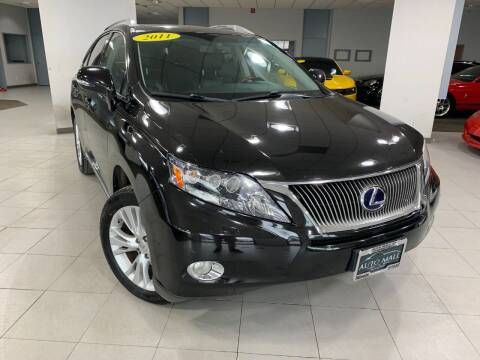 2011 Lexus RX 450h for sale at Auto Mall of Springfield in Springfield IL
