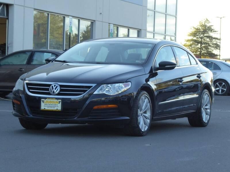 2011 Volkswagen CC for sale at Loudoun Motor Cars in Chantilly VA