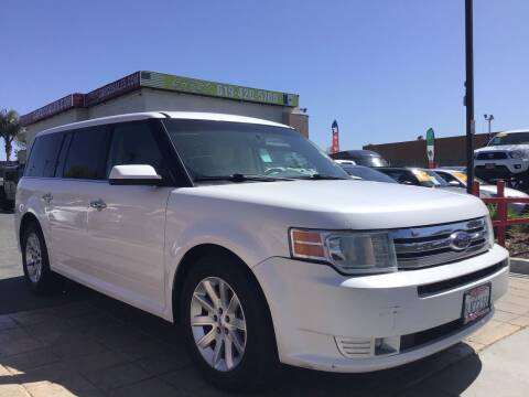 2009 Ford Flex for sale at CARCO SALES & FINANCE in Chula Vista CA
