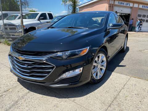 2020 Chevrolet Malibu for sale at Seaview Motors and Repair LLC in Bridgeport CT