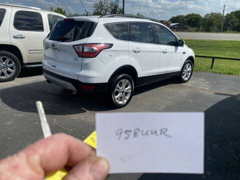 2018 Ford Escape for sale at Bam Auto Sales in Azle TX