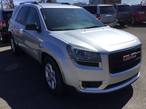 2015 GMC Acadia for sale at eAutoDiscount in Buffalo NY