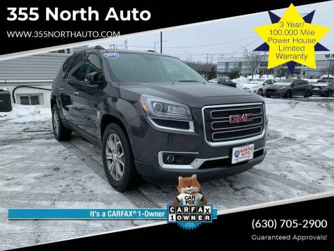 2015 GMC Acadia for sale at 355 North Auto in Lombard IL