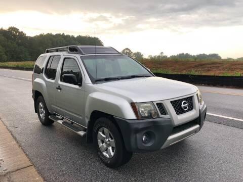 2010 Nissan Xterra for sale at Judex Motors in Loganville GA