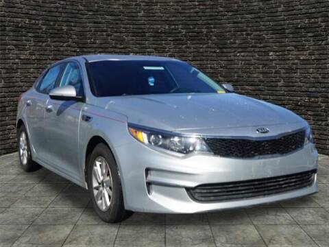 2016 Kia Optima for sale at Ron's Automotive in Manchester MD