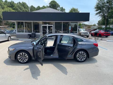 2018 Honda Accord Hybrid for sale at A & K Auto Sales in Mauldin SC