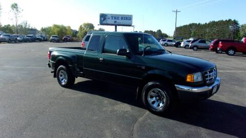2002 Ford Ranger for sale at North Star Auto Mall in Isanti MN