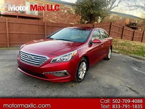 2015 Hyundai Sonata for sale at Motor Max Llc in Louisville KY
