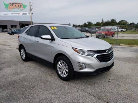 2020 Chevrolet Equinox for sale at GATOR'S IMPORT SUPERSTORE in Melbourne FL
