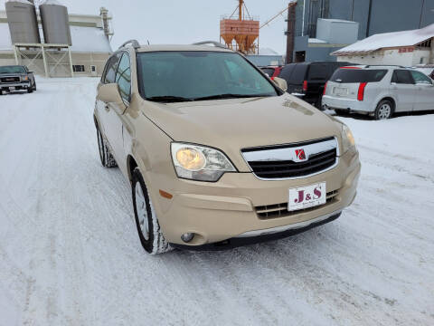 2008 Saturn Vue for sale at J & S Auto Sales in Thompson ND