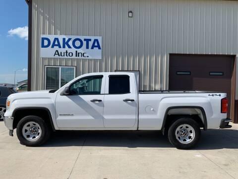2014 GMC Sierra 1500 for sale at Dakota Auto Inc. in Dakota City NE