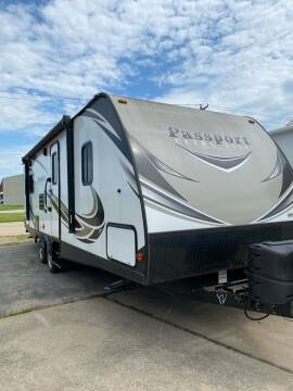 2017 Keystone Passport 2520RL Ultra Lite for sale at MJ'S Sales in O'Fallon MO