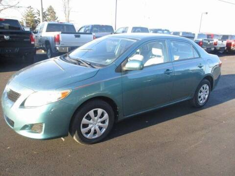 2010 Toyota Corolla for sale at FINAL DRIVE AUTO SALES INC in Shippensburg PA