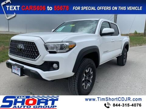 2019 Toyota Tacoma for sale at Tim Short Chrysler in Morehead KY