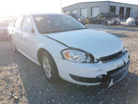 2011 Chevrolet Impala for sale at Varco Motors LLC - Builders in Denison KS