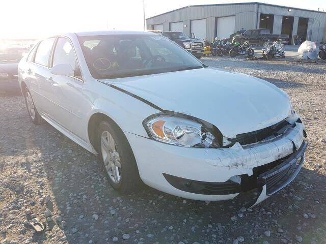 2011 Chevrolet Impala for sale at Varco Motors LLC - Builders in Denison KS