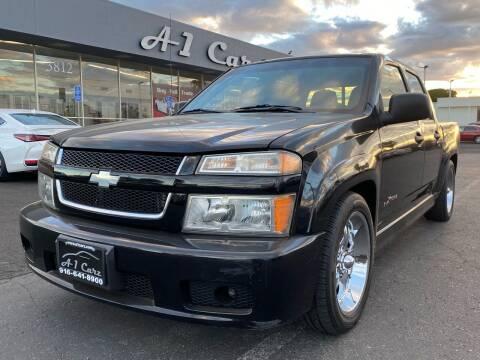 2006 Chevrolet Colorado for sale at A1 Carz, Inc in Sacramento CA