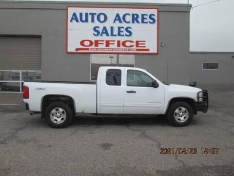 2011 Chevrolet Silverado 1500 for sale at Auto Acres in Billings MT