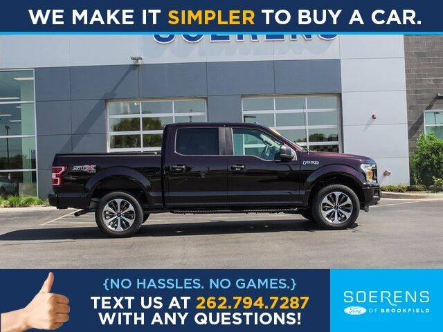 2019 Ford F-150 for sale in Brookfield, WI