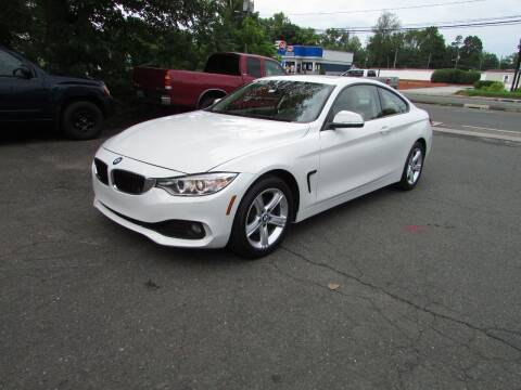 2014 BMW 4 Series for sale at Nutmeg Auto Wholesalers Inc in East Hartford CT