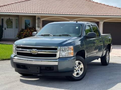 2008 Chevrolet Silverado 1500 for sale at Citywide Auto Group LLC in Pompano Beach FL
