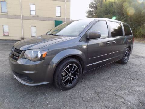 2014 Dodge Grand Caravan for sale at S.S. Motors LLC in Dallas GA