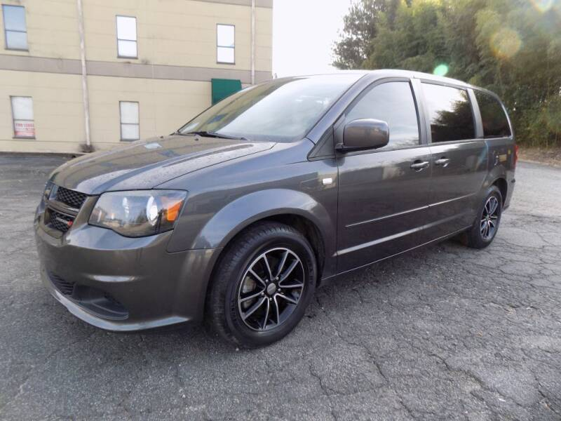 2014 Dodge Grand Caravan for sale at S.S. Motors LLC in Dallas GA