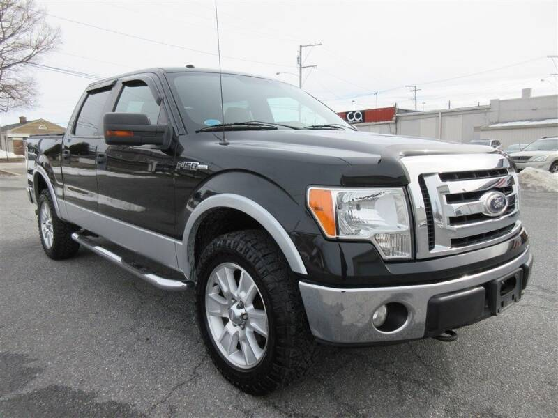 2010 Ford F-150 for sale at Cam Automotive LLC in Lancaster PA