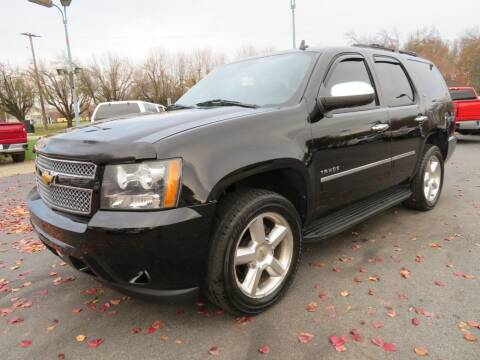 2013 Chevrolet Tahoe for sale at Low Cost Cars North in Whitehall OH