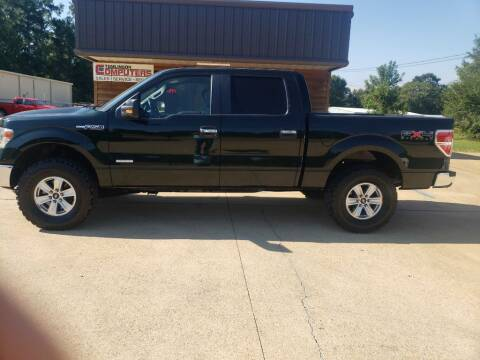 2014 Ford F-150 for sale at Crossroads Outdoor in Corinth MS