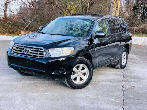 2008 Toyota Highlander for sale at Y&H Auto Planet in West Sand Lake NY