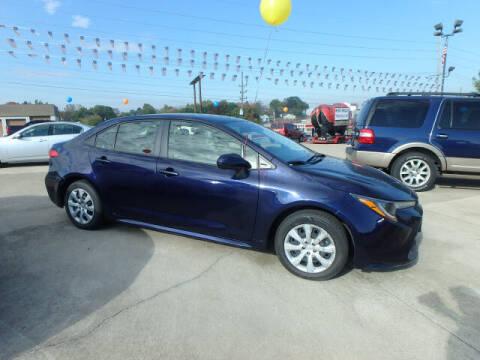 2020 Toyota Corolla for sale at BLACKWELL MOTORS INC in Farmington MO