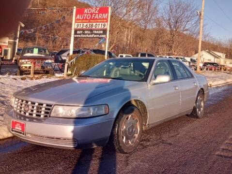 2000 Cadillac Seville for sale at Korz Auto Farm in Kansas City KS