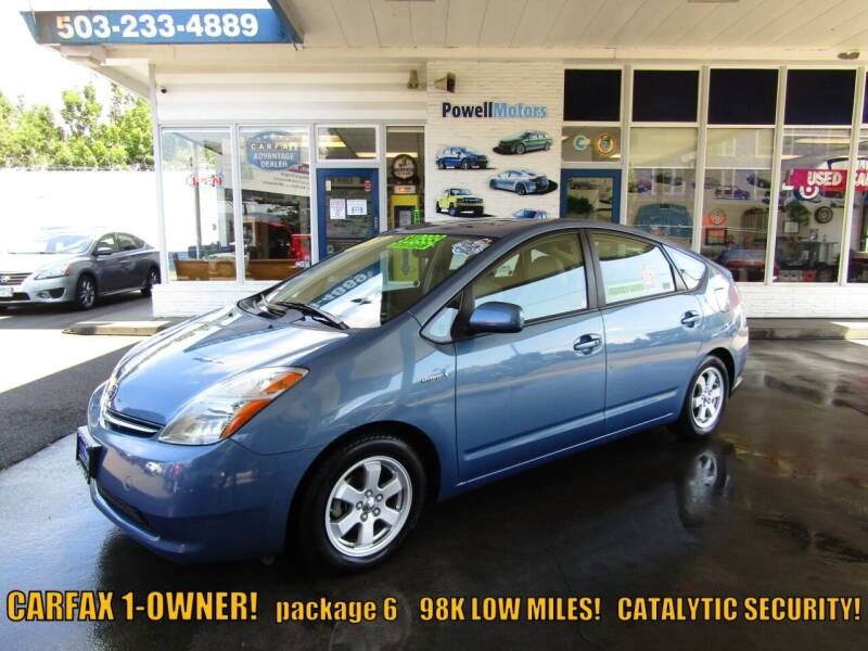 2009 Toyota Prius for sale at Powell Motors Inc in Portland OR