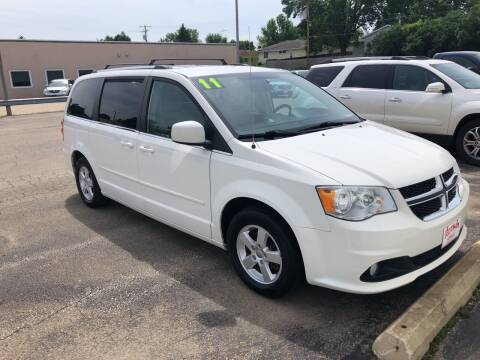 2011 Dodge Grand Caravan for sale at ROTMAN MOTOR CO in Maquoketa IA