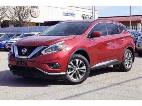 2018 Nissan Murano for sale at Watson Auto Group in Fort Worth TX