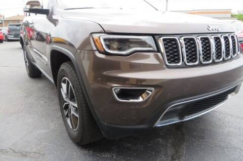2017 Jeep Grand Cherokee for sale at Eddie Auto Brokers in Willowick OH