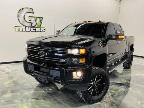 2016 Chevrolet Silverado 2500HD for sale at GW Trucks in Jacksonville FL