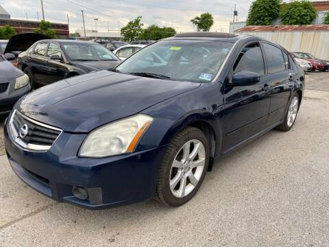 2008 Nissan Maxima for sale at Philadelphia Public Auto Auction in Philadelphia PA