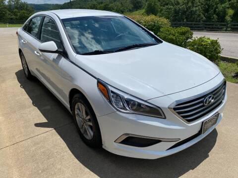 2017 Hyundai Sonata for sale at Car City Automotive in Louisa KY