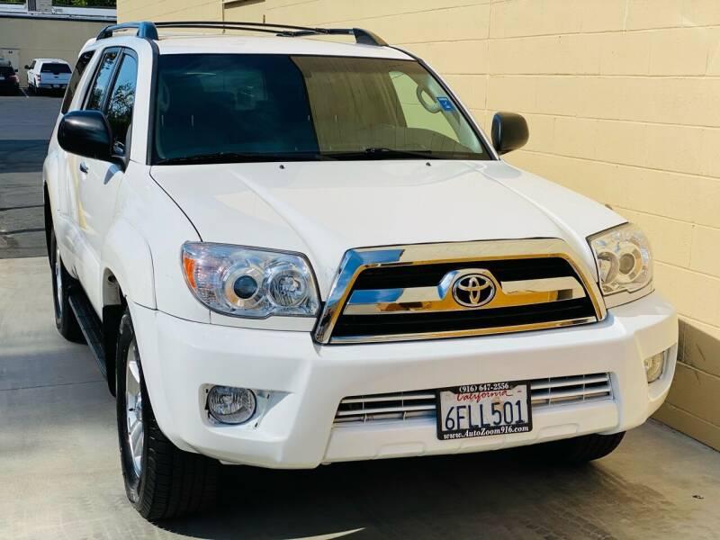 2008 Toyota 4Runner for sale at Auto Zoom 916 Rancho Cordova in Rancho Cordova CA