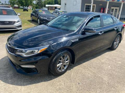 2019 Kia Optima for sale at A & B Auto Sales of Chipley in Chipley FL