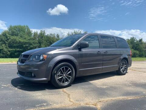 2017 Dodge Grand Caravan for sale at Crawley Motor Co in Parsons TN