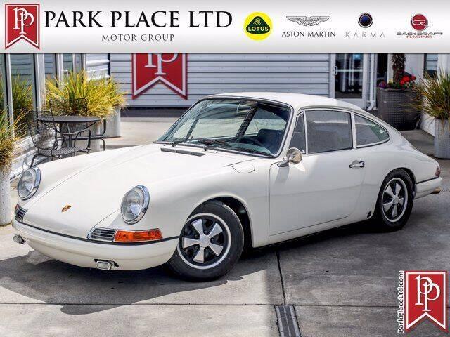 1968 Porsche 911 for sale in Bellevue, WA